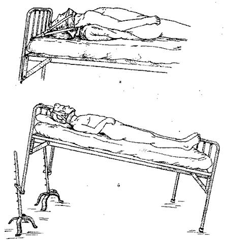 Массаж ног для реабилитации